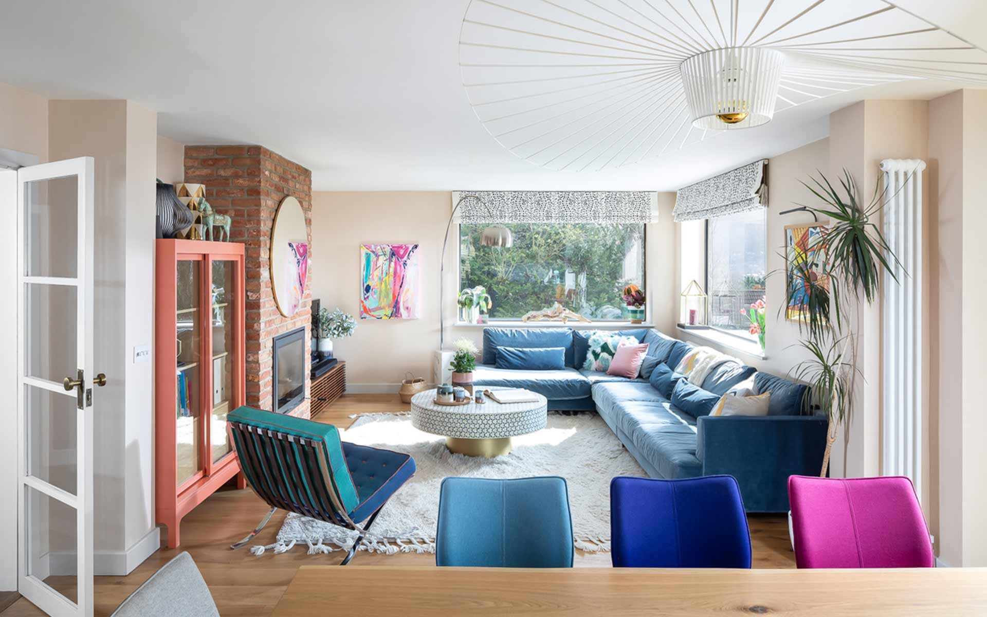 COLOUR IN THE HOME